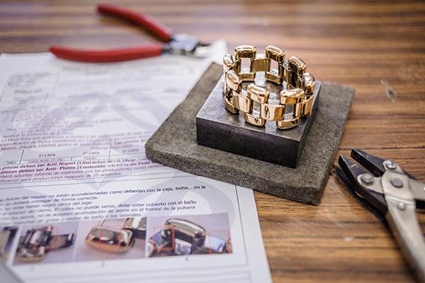 I+D+I en la fabricación de bisutería y marroquinería