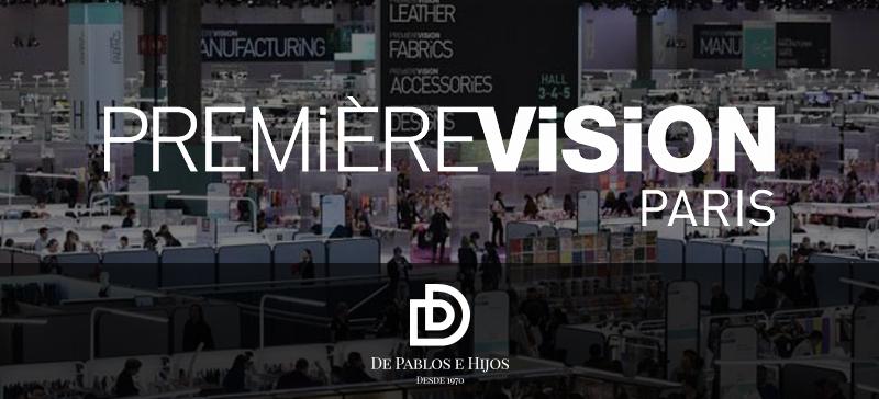 Premiere vision Paris 2019